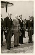 Postcard / ROYALTY / Belgium / Prins Albert / Prince Albert / President Herbert Hoover / Expo 58 / 1958 / Bruxelles - Hommes Politiques & Militaires