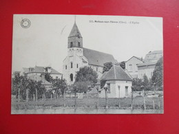 CPA 18 MEHUN SUR YEVRE EGLISE - Mehun-sur-Yèvre