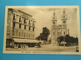 RODEZ  Hotel Andrieu , 11 Avenue Tarayre - Rodez