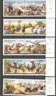 Libye, Années 1980-1, Batailles - Libya