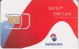 SUISSE - TÉLÉCARTE - GSM & SIM   *** SWISSCOM - HLR80-P53  *** - Switzerland