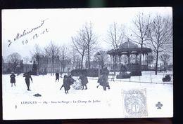LIMOGES    1900 - Limoges