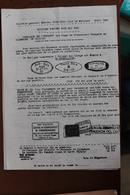 LEXIQUE  DES  ABREVIATIONS  DE  LA  GUERRE  DE  1914         14 PAGES            7  PHOTOS - Matasellos
