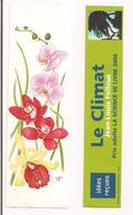 2 Marque-pages  Pochothèque Acropole Nice, Peinture De Colette Thurillet Et Le Climat De J-Louis Fellous , Idées Reçues - Bookmarks
