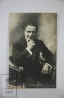 Antique Photographic Postcard Italian Actor Annibale Betrone - Edited Romeo Biagi, Badodi Milano - 1900´s - Artistas