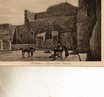 CISJORDANIE  BETHLEHEM L EGLISE DE LA NATIVITE  638 - Cartes Postales