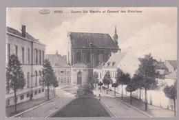 MONS. Square Ste.Wandru Et Couvent Des Urselines    See Scans - Mons