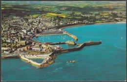 Aerial View, Penzance, Cornwall, C.1960s - Airviews Postcard - England