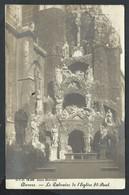 +++ CPA - Photo Carte - Foto Kaart - ANTWERPEN  ANVERS - Calvaire De L'Eglise St Paul - D.V.D. 18422 Série Mercure  // - Antwerpen