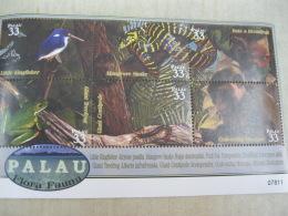 Palau Fauna Flora Snake Kingfisher Frog I201804 - Palau