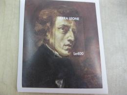 Sierra Leone  Eugene Delacroix I201804 - Sierra Leone (1961-...)