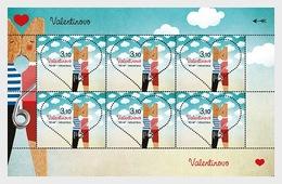 Croatia 2017 Sheetlets - Saint Valentine's Day - Croatia