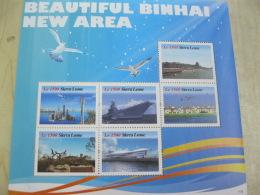 Sierra Leone  Binhai New Area China  I201804 - Sierra Leone (1961-...)