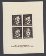 Futsches Reich - Operation Cornflakes, Hitler Skull, Fantasy Label Full Set -19 Pieces - Fantasie Vignetten