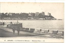 DINARD . LA POINTE DE LA MALOUINE + PERS  . NON ECRITE - Dinard