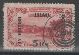 Iraq - YT 38 Oblitéré - Iraq