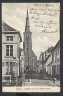 +++ CPA - BRUGGE  BRUGES - Eglise Et Rue Sainte Anne    // - Brugge
