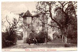 SEINE Et OISE - Dépt N° 78 = ANDILLY =  CPA Edition DUVAL = CHATEAU Des PLANTES - Les COMMUNS - Autres Communes
