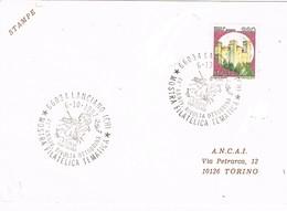 28378. Tarjeta LANCIANO (CH) Italia. 44 Anniversario Donna Partisana - 6. 1946-.. Repubblica