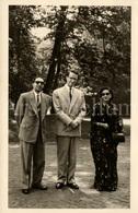 Postcard / CPA / ROYALTY / Belgium / Nepal / Mahendra Bir Bikram Shah / Roi Baudouin / Queen Ratna Of Nepal / 1958 - Nepal