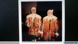 GILLES DE BINCHE MER PLAGE MAILLOTS PERSONNES ITALIE BELGIQUE FRANCE ANNÉES 1950 à 1970  LOT 120 PHOTOS ORIGINALES - Album & Collezioni