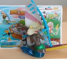 Kinder Looney Tunes  TT400 + Bpz Allemand - Families