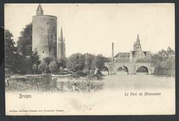 +++ CPA - BRUGGE  BRUGES - Le Pont Du Minnewater    // - Brugge