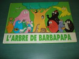 L'ARBRE De BARBAPAPA /Annette Tison Et Talus Taylor - Ecole Des Loisirs 1991 - Other