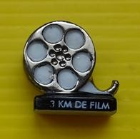 Fève 2012   - Epiphanie Fait Son Cinema  - Bobine De De Film - Countries