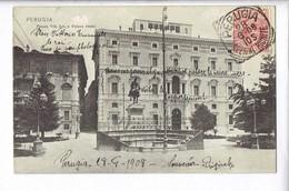 46093 - PERUGIA PLAZZA VITT EM E PLACE HOTEL - Perugia