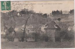 76  Croisset Environs De Rouen  Colombier  Et Vue Vers Canteleu - Other Municipalities
