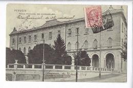 46094 - PERUGIA PLAZZO PROVINCIALE LATO MERIDIONALE - Perugia