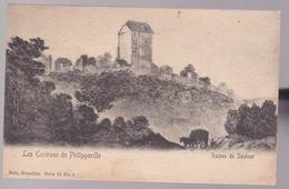 Les Environs De Philippeville    Ruines De Sautour. - Philippeville