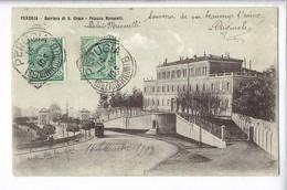 46096 - PERUGIA BARRIERA DI S CROCE PALAZZO MAVARELLI - Perugia