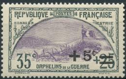 France (1922) N 166 ** (Luxe) - Neufs