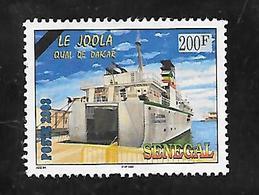 TIMBRE OBLITERE DU SENEGAL DE 2012 N° MICHEL 2204 - Senegal (1960-...)