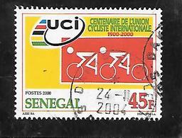 TIMBRE OBLITERE DU SENEGAL DE 2004 N° MICHEL 2046 - Senegal (1960-...)