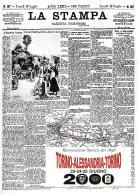 [MD1477] CPM - TORINO 2000 - ORGANIZZAZIONE R.A.C.I. REGISTRO ANCETRES CLUB ITALIA LA STAMPA CON ANNULLO 24.6.2000 - NV - Italia