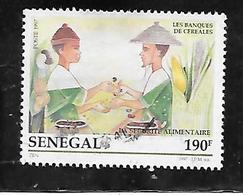 TIMBRE OBLITERE DU SENEGAL DE 1997 N° MICHEL 1495 - Senegal (1960-...)