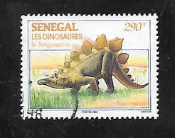 TIMBRE OBLITERE DU SENEGAL DE 1995 N° MICHEL 1284 - Senegal (1960-...)