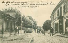 74.SAINT JULIEN.N°29789.STATION DU TRAMWAY - Saint-Julien-en-Genevois