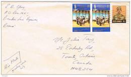 28391. Carta Aerea BANDAR SERI BEGAWAN (Brunei) 1979 - Brunei (1984-...)