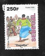TIMBRE OBLITERE DU SENEGAL DE 2010 N° MICHEL 2160 - Senegal (1960-...)