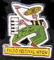 PALEO FESTIVAL NYON - CANTON DE VAUD - SUISSE - SWISS - SCHWEIZ -                                     (ROSE) - Musique