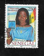 TIMBRE OBLITERE DU SENEGAL DE 2010 N° MICHEL 2153 - Senegal (1960-...)