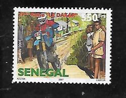 TIMBRE OBLITERE DU SENEGAL DE 2007 N° MICHEL 2119 - Senegal (1960-...)