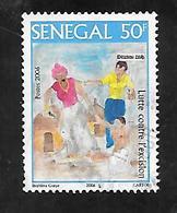 TIMBRE OBLITERE DU SENEGAL DE 2006 N° MICHEL 2114 - Senegal (1960-...)