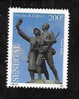 TIMBRE OBLITERE DU SENEGAL DE 2006 N° MICHEL 2098 - Senegal (1960-...)