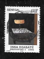 TIMBRE OBLITERE DU SENEGAL DE 2004 N° MICHEL 2054 - Senegal (1960-...)
