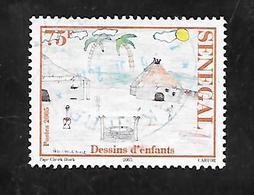 TIMBRE OBLITERE DU SENEGAL DE 2005 N° MICHEL 2067 - Senegal (1960-...)